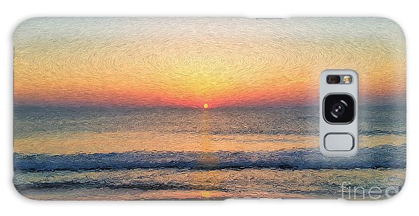 Sunrise Outer Banks Obx Galaxy Case
