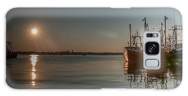 Sunrise Over New Bedford, Galaxy Case