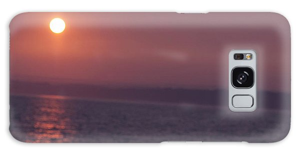Sunrise Over St Ives Galaxy Case