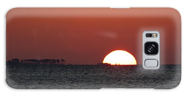 Sunrise Over The Bay 5x7 Galaxy Case