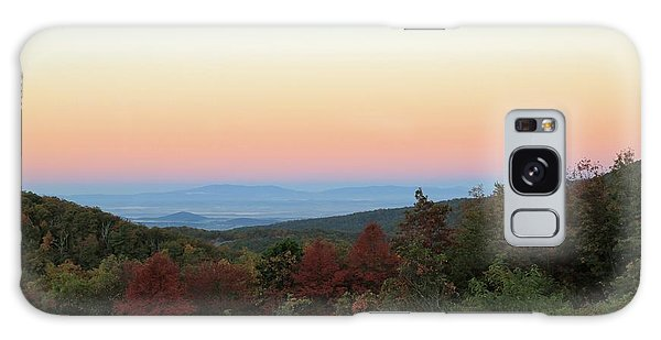 Sunrise Over The Shenandoah Valley Galaxy Case