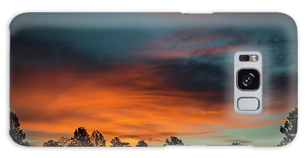 Sunrise Over The Southern San Juans Galaxy Case