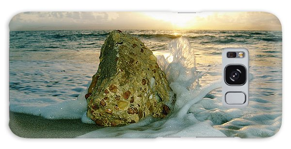Sunrise Seascape Wisdom Beach Florida C4 Galaxy Case