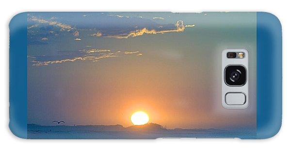 Sunrise Sky Galaxy Case
