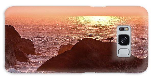 Sunrise, South Shore Galaxy Case