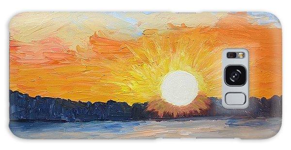 Sunrise Sensation Galaxy Case