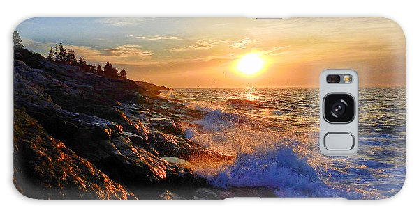 Sunrise Surf Galaxy Case