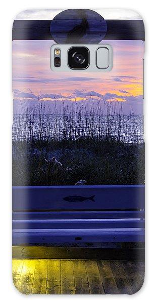 Sunrise Swing  Galaxy Case