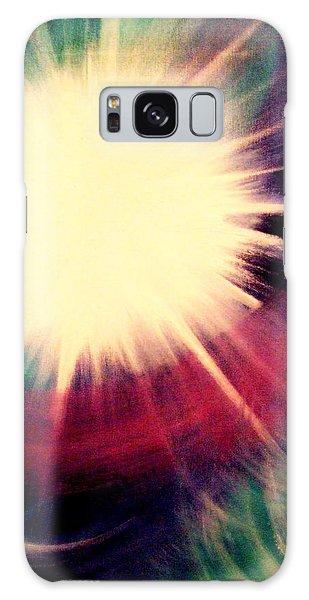 Sunrise Symphony Galaxy Case