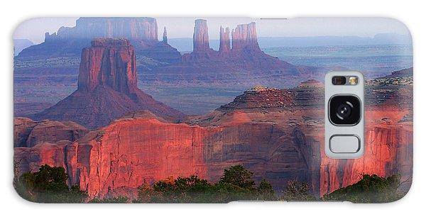 Sunrise Telephoto From Hunt's Mesa Galaxy Case