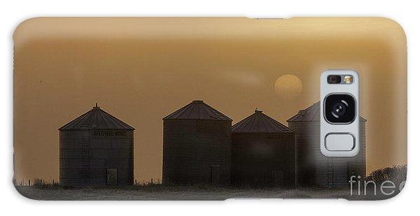 Sunrise Through The Fog Galaxy Case by Brad Allen Fine Art