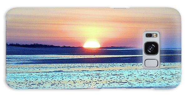 Sunrise X I V Galaxy Case