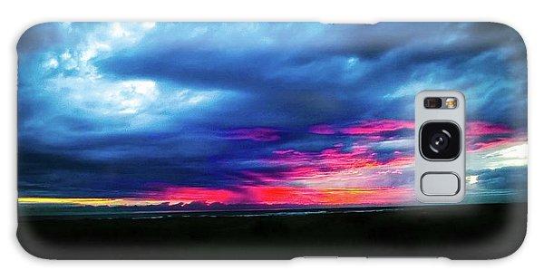 Sunset #2 Galaxy Case