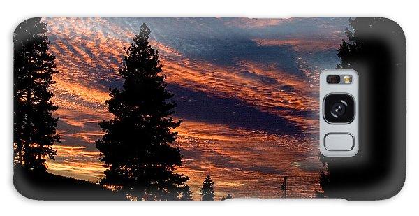Sunset 2 Galaxy Case