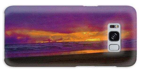 Sunset #3 Galaxy Case
