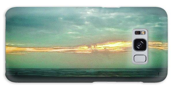 Sunset #4 Galaxy Case