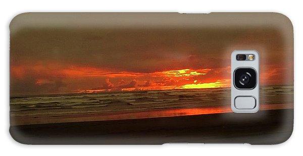 Sunset #5 Galaxy Case
