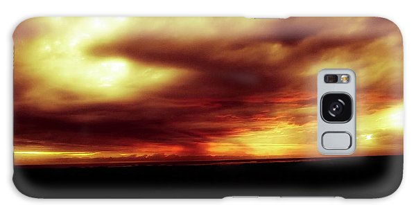 Sunset #6 Galaxy Case