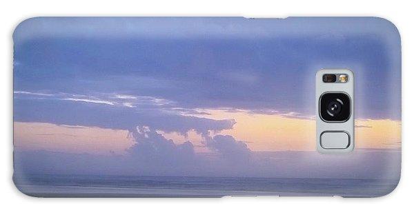 Sunset #7 Galaxy Case