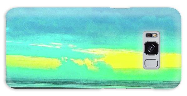 Sunset #8 Galaxy Case