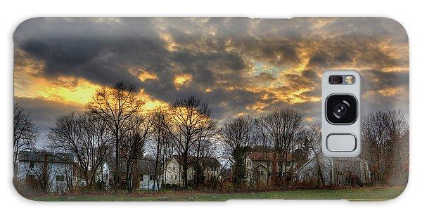 Sunset #9 Galaxy Case