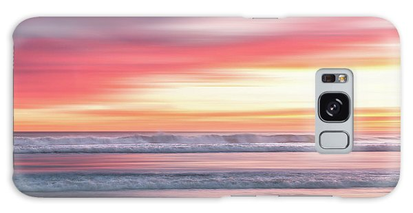 Sunset Blur - Pink Galaxy Case