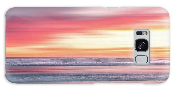 Sunset Blur - Pink Galaxy Case