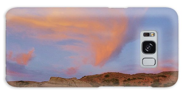 Sunset Clouds, Badlands Galaxy Case