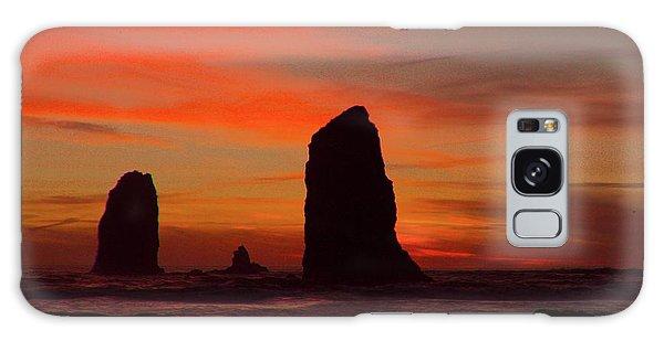 Sunset Coast Galaxy Case