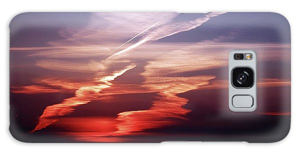 Sunset Dance Galaxy Case
