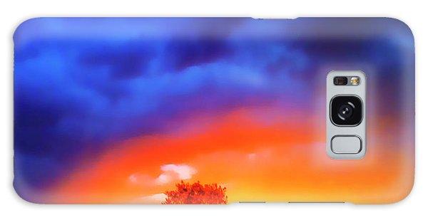 Sunset Extraordinaire Galaxy Case
