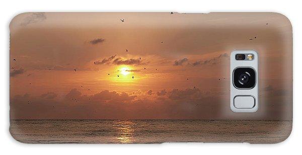 Sunset Galaxy Case by Gouzel -