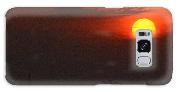 Sunset In Kentucky  Galaxy Case