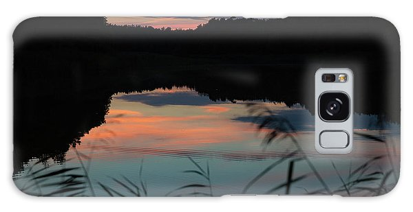 Sunset In September Galaxy Case