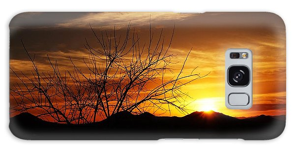 Sunset Galaxy Case by Joseph Frank Baraba