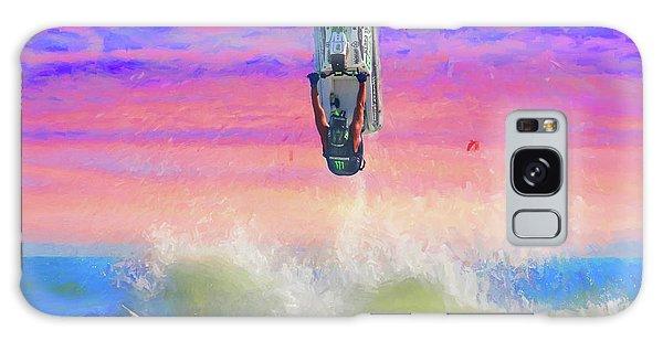 Sunset Jumper Galaxy Case