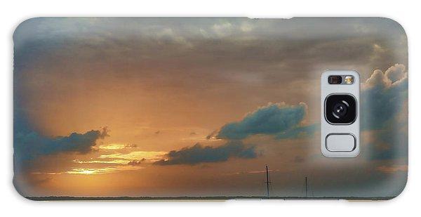 Sunset, Key Largo Galaxy Case