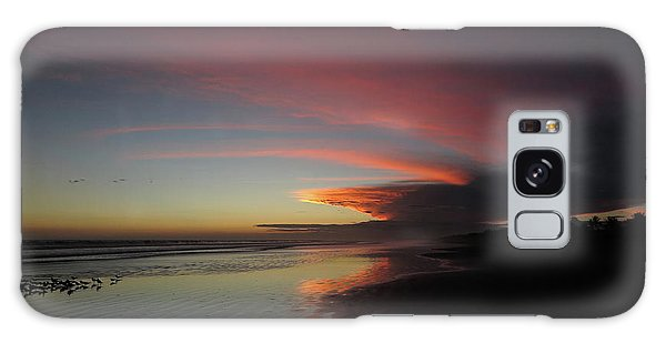 Sunset Las Lajas Galaxy Case