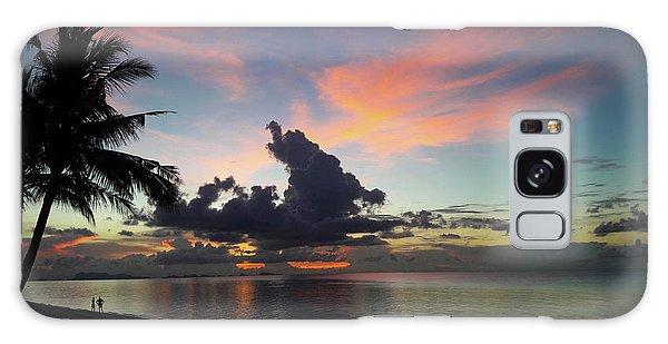 Sunset Lovers Galaxy Case