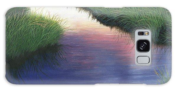Sunset Marsh Series Galaxy Case