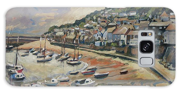 Sunset Mousehole Galaxy Case