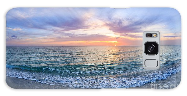 Sunset Naples Fl Galaxy Case