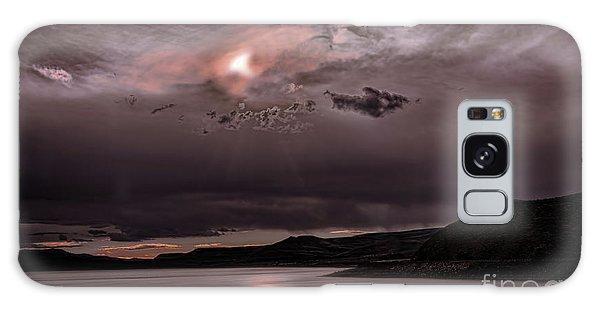 Sunset Near Crested Butte Galaxy Case