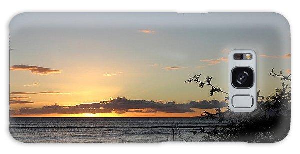 Sunset Off Lipoa Galaxy Case