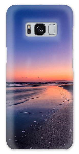 Sunset, Old Saybrook, Ct Galaxy Case by Craig Szymanski