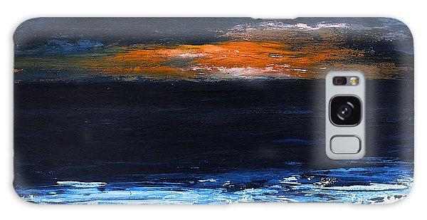 Sunset On The Horizon Galaxy Case