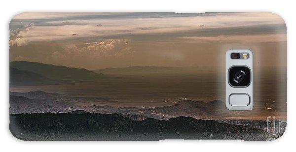 Sunset On The Sandias Galaxy Case