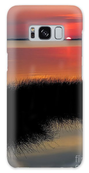 Sunset Outer Banks Obx Galaxy Case