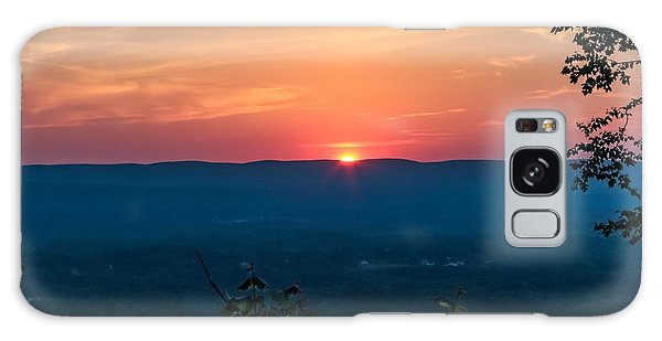 Sunset Over Easthampton Galaxy Case