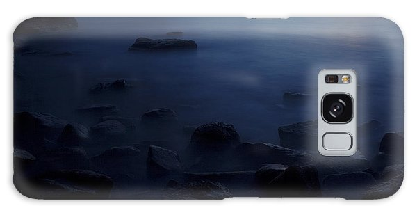 Sunset Over Portlock II Galaxy Case